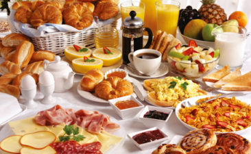 Big Breakfast in Post on Bad Running Habits