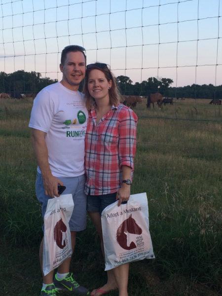 Liz Wittenbach and Husband Corey