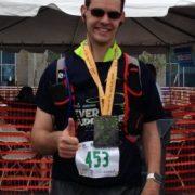 Philip Shelley, After His First Marathon