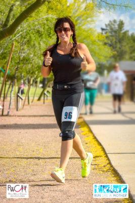 Melissa Kahn Running
