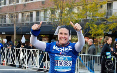Michele Brodtman Running NYC