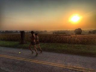 Alicia Rich Sunset Run