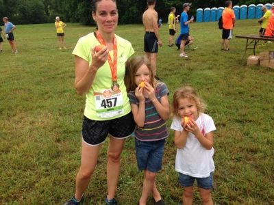 Celeste Goodson and Kids