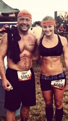 Allan Misner Post Tough Mudder
