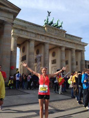 Amy Feit, Post-Berlin Marathon