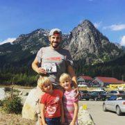 Ben Calabretta and His Kids
