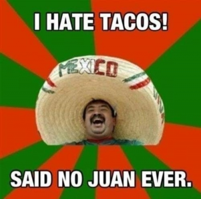 Image result for national taco day meme