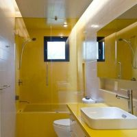 35+ The Appeal of Yellow Bathroom Decor