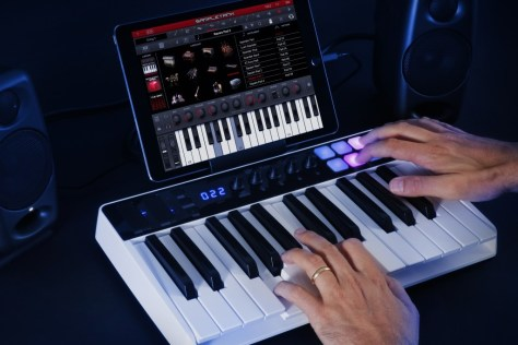 Ik Multimedia iRig Interfaccia audio con Ipad
