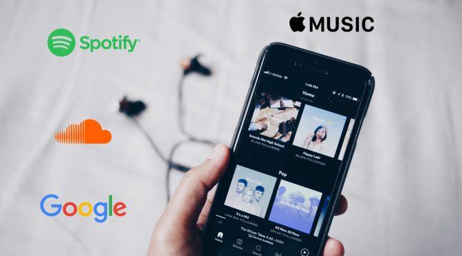 """[News] Apple, Spotify e altre società di streaming accusate di """"cartello"""" sui prezzi."""
