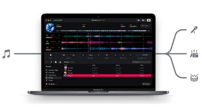 [News] Algoriddim lancia la nuovissima app per Mac, Neural Mix Pro