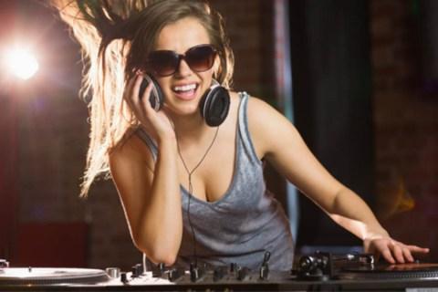 Female DJ