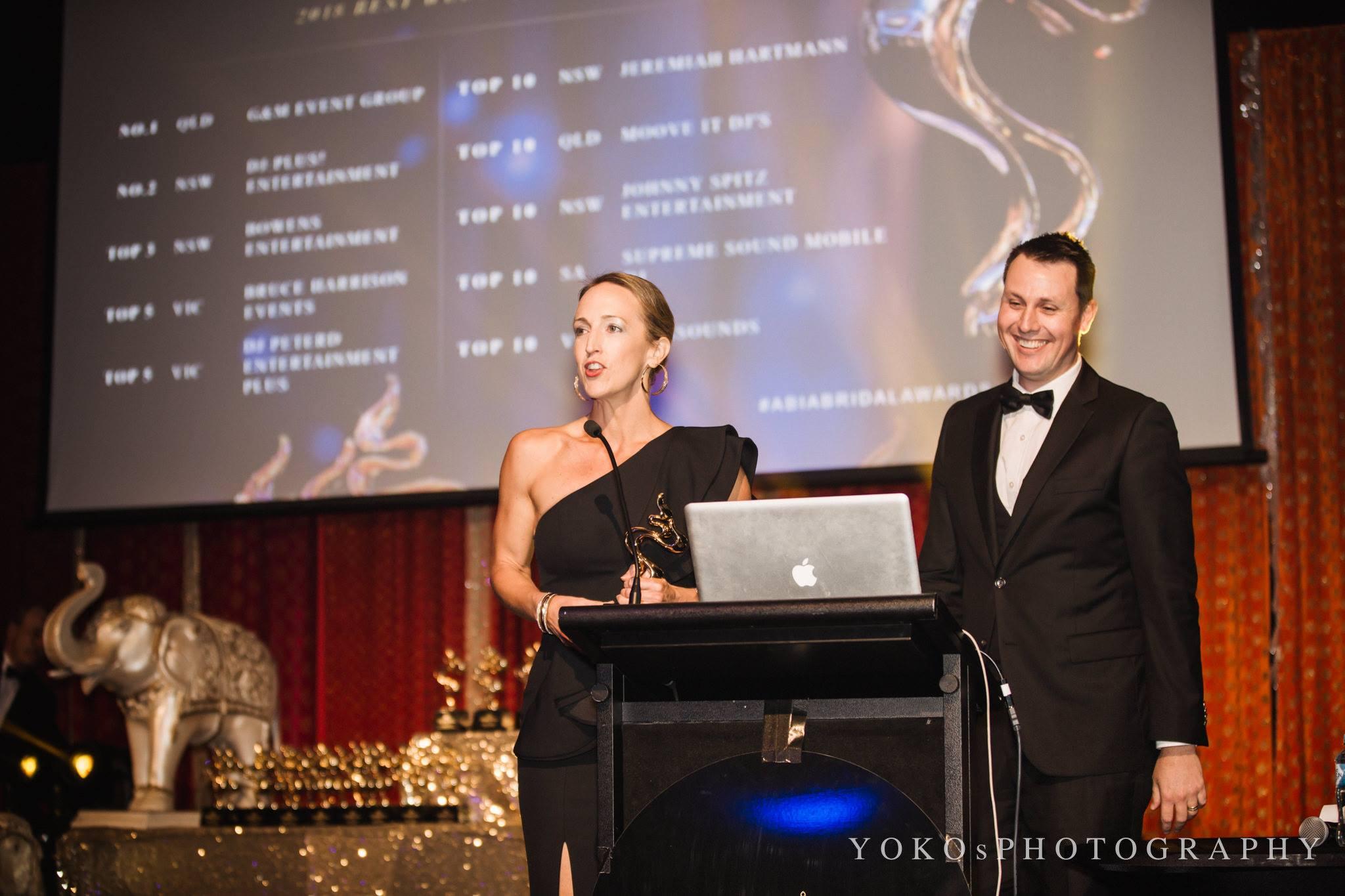 Glenn & Miranda Award