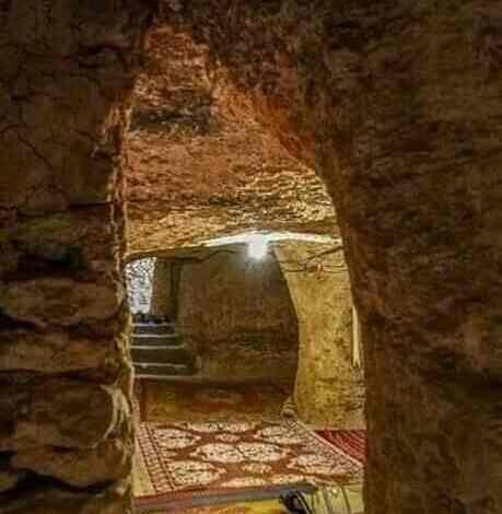 """صورة مسجد """"الموحدين"""" تحفة فنية مخبأة تحت الأرض بمدينة البيض"""