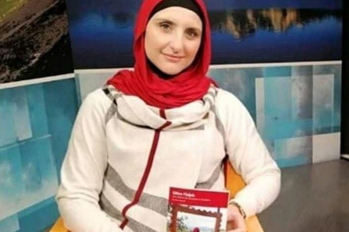 """صورة """"آسيا بلحاج"""": 14 سنة نضال في إيطاليا لإلغاء الصورة السيئة عن المحجبات"""