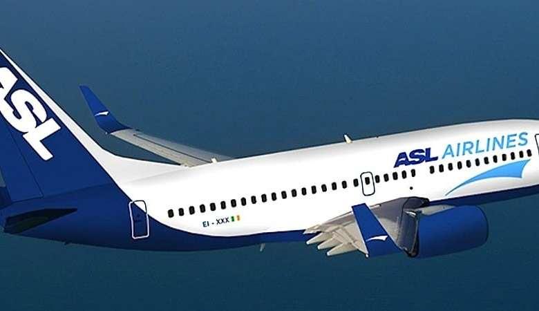 صورة هذا هو برنامج رحلات شهر أوت لشركة ASL Airlines من الجزائر نحو فرنسا