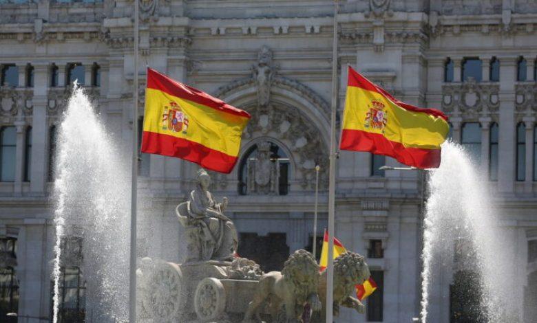 صورة الشروط الصحية المطلوبة قبل الوصول إلى إسبانيا