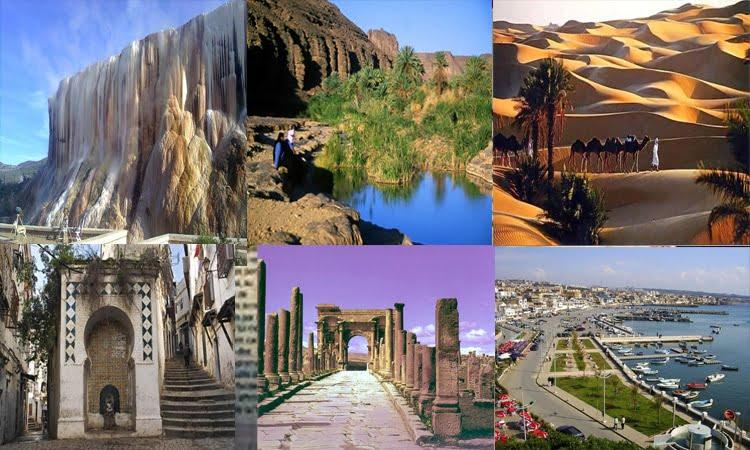 صورة الجزائر تسهل منح التأشيرات للسياح الأجانب