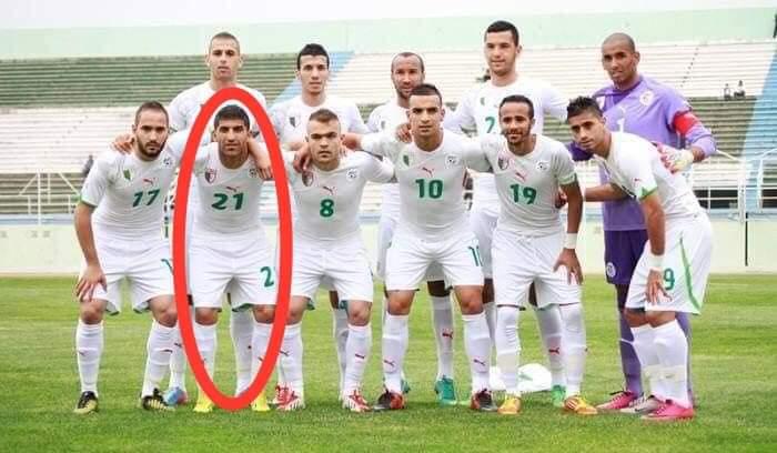 """صورة لاعب دولي سابق يختار """"الحرقة"""" عبر قوارب الموت"""