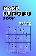 Hard Sudoku book