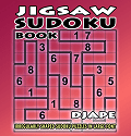 Jigsaw Sudoku book, large print