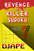 Killer Sudoku book, Revenge of Killer Sudoku 7