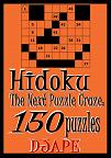 Hidoku , the next puzzle craze, volume 1