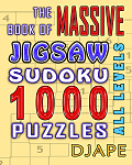 The Massive Jigsaw Sudoku book, 1000 puzzles