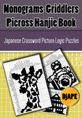 Nonograms Picross Griddlers Hanjie book