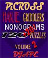 Picross , Hanjie , Griddlers , Nonograms , volume 2
