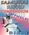 Difficult Samurai Sudoku Compendium