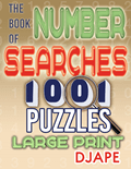 The Book of Number Searches 1001 puzzles