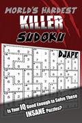 World Hardest Killer Sudoku book
