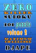 Zero Killer Sudoku, volume 2