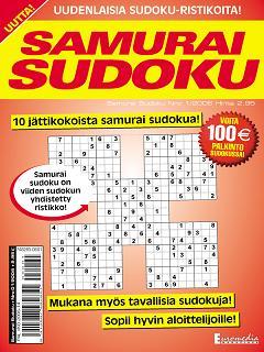 Samurai Sudoku in Finland