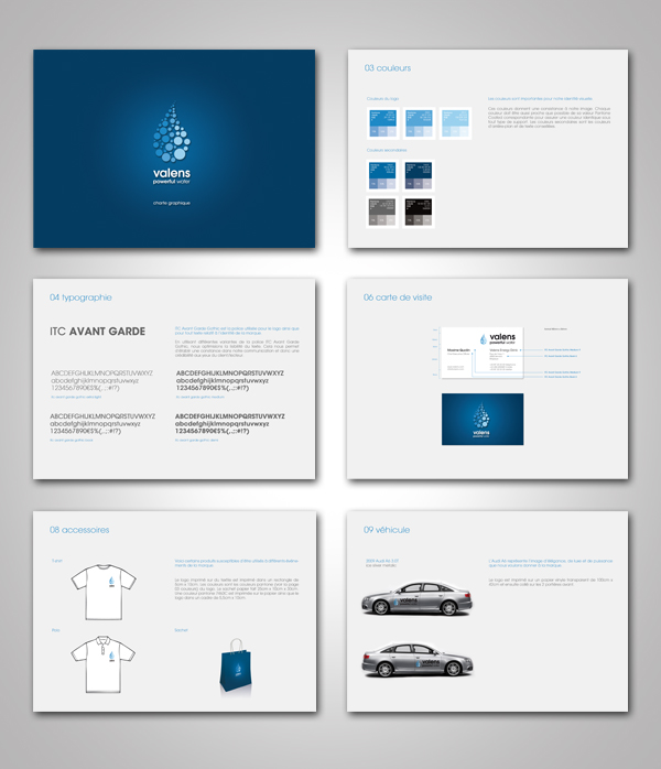 886661244287111 7 great examples of Corporate identity design done right