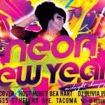 NEON NYE @ The Mix