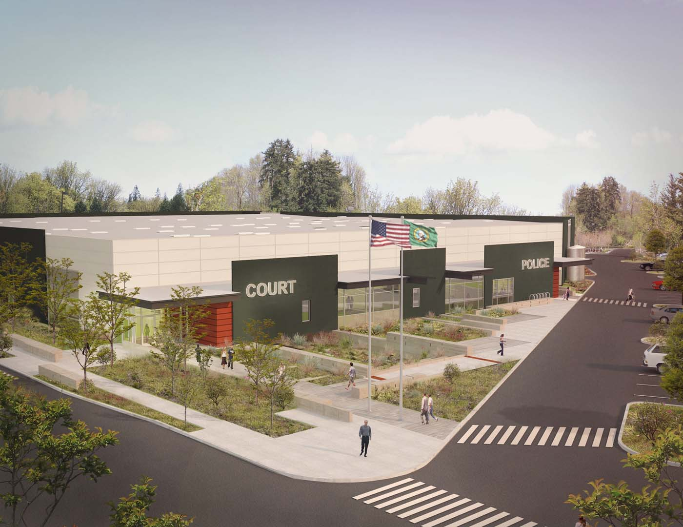 Seattle Local Business News And Data Real Estate Kirkland Big Box Store Will Be