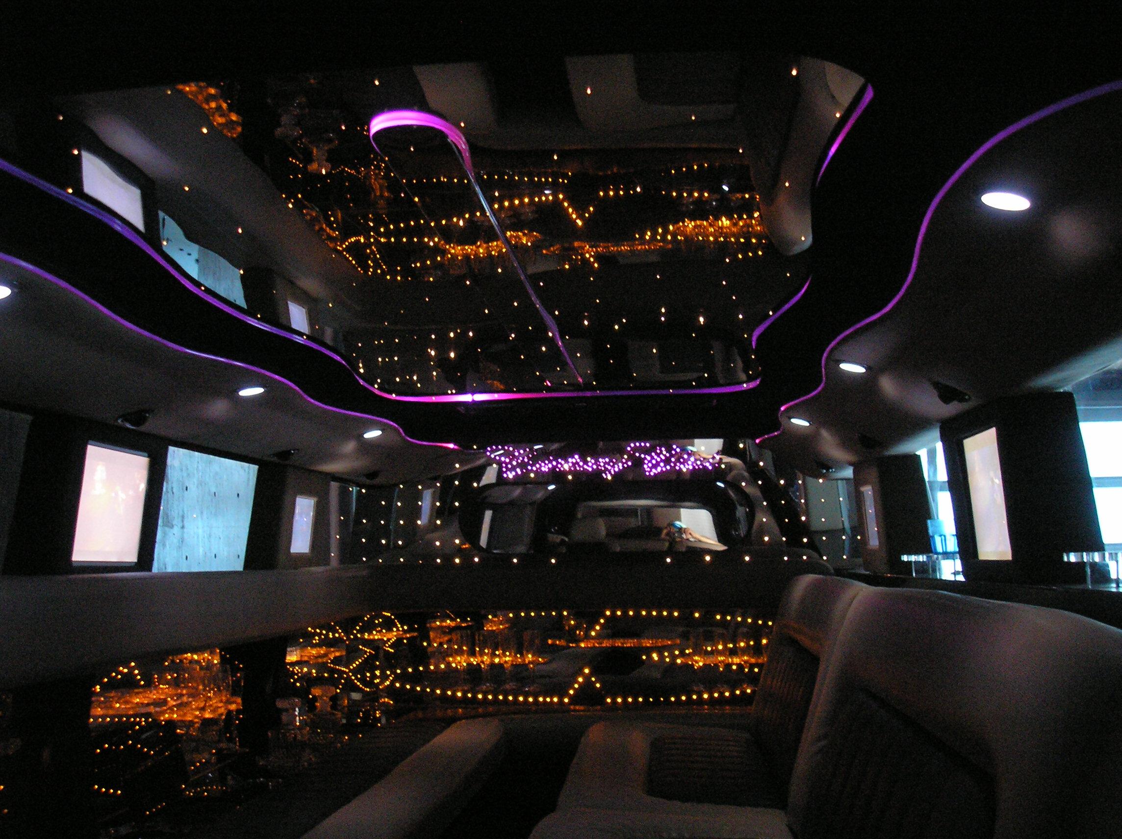 "DJ Construct – The ""Century Club Hummer Limo"