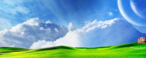 70+ Beautiful Dual Screen Desktop Wallpapers 27