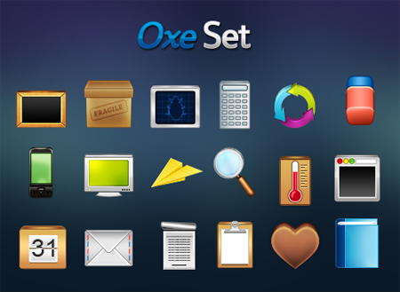 50 New High Quality Icon Sets 12