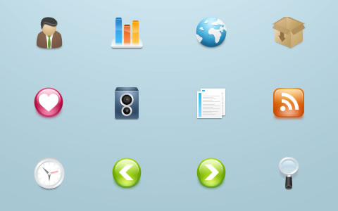 50 New High Quality Icon Sets 2