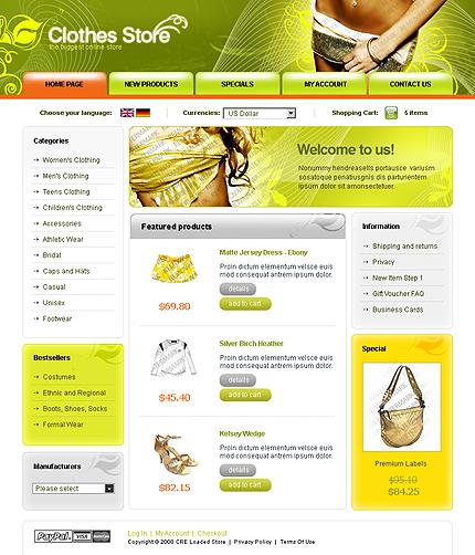 50+ High-Quality Free PSD Web Templates 11