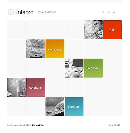 50+ High-Quality Free PSD Web Templates 12