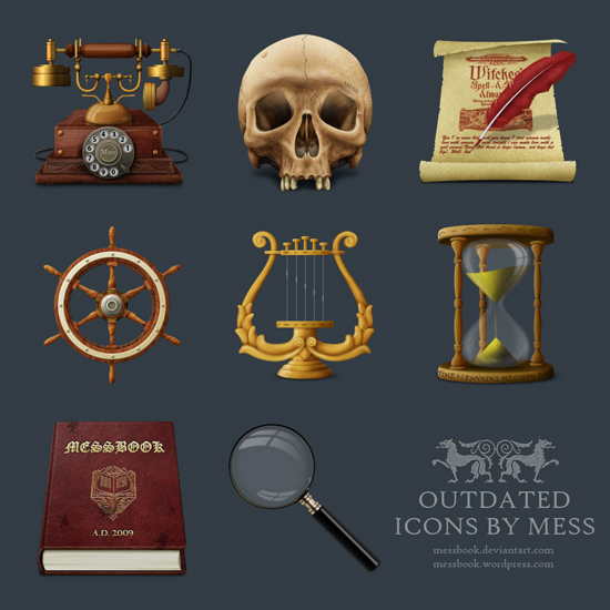 22 Beautiful Free Icon Sets For Your Next Design 10