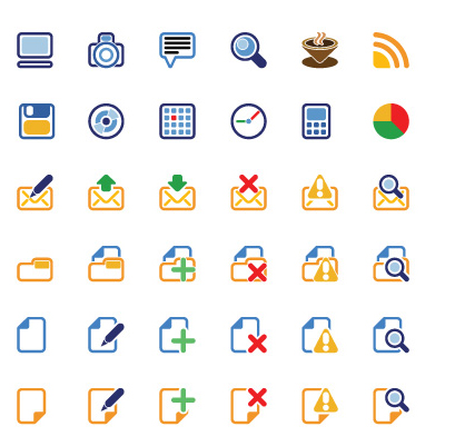 22 Beautiful Free Icon Sets For Your Next Design 12