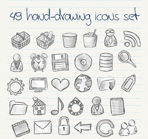 22 Beautiful Free Icon Sets For Your Next Design 14
