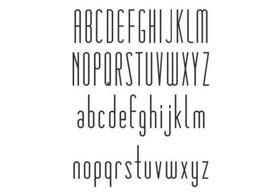 28 High Quality Fresh Free Fonts 22