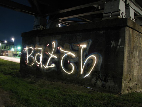 40+ Awesome Light Graffiti Pictures 13