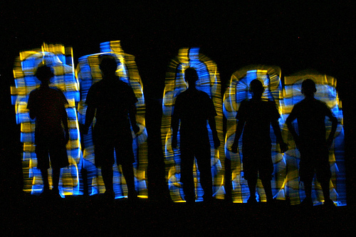40+ Awesome Light Graffiti Pictures 30
